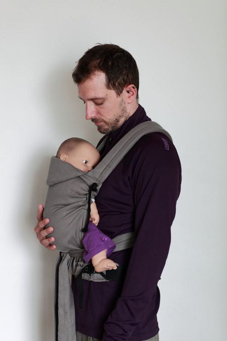 Adjustable mei tai baby carrier